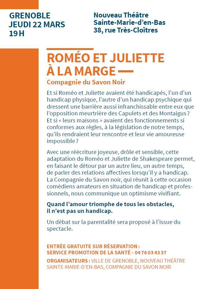 comment se rencontre roméo et juliette